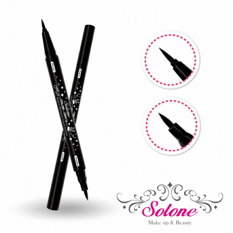 Solone colour party liquid Eye liner