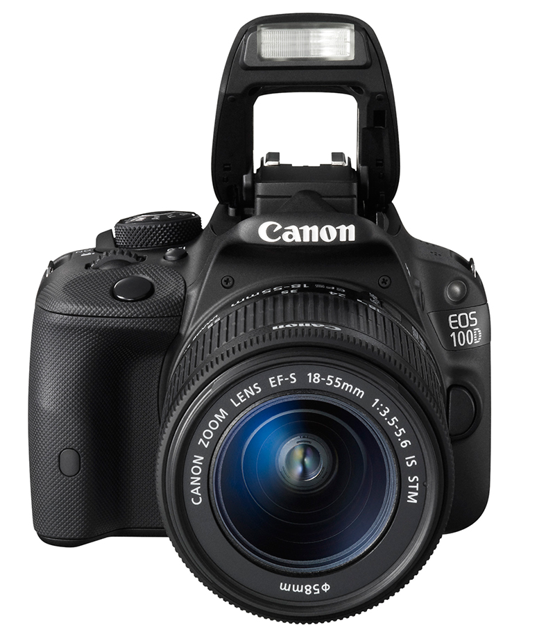 Canon-EOS-100D-FRA-FLASH-OPEN-w-EF-S-18-55mm-IS-STM
