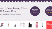 Beauty Bloggers Comparison Slider