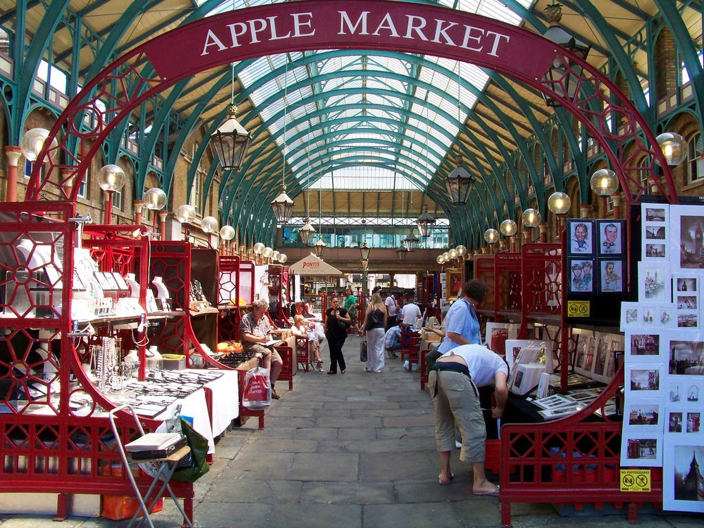 Fashionable Areas Of London In