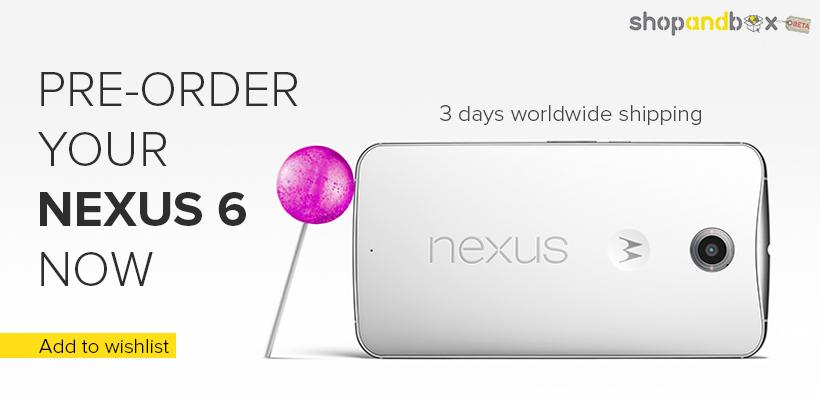 Nexus 6 v1