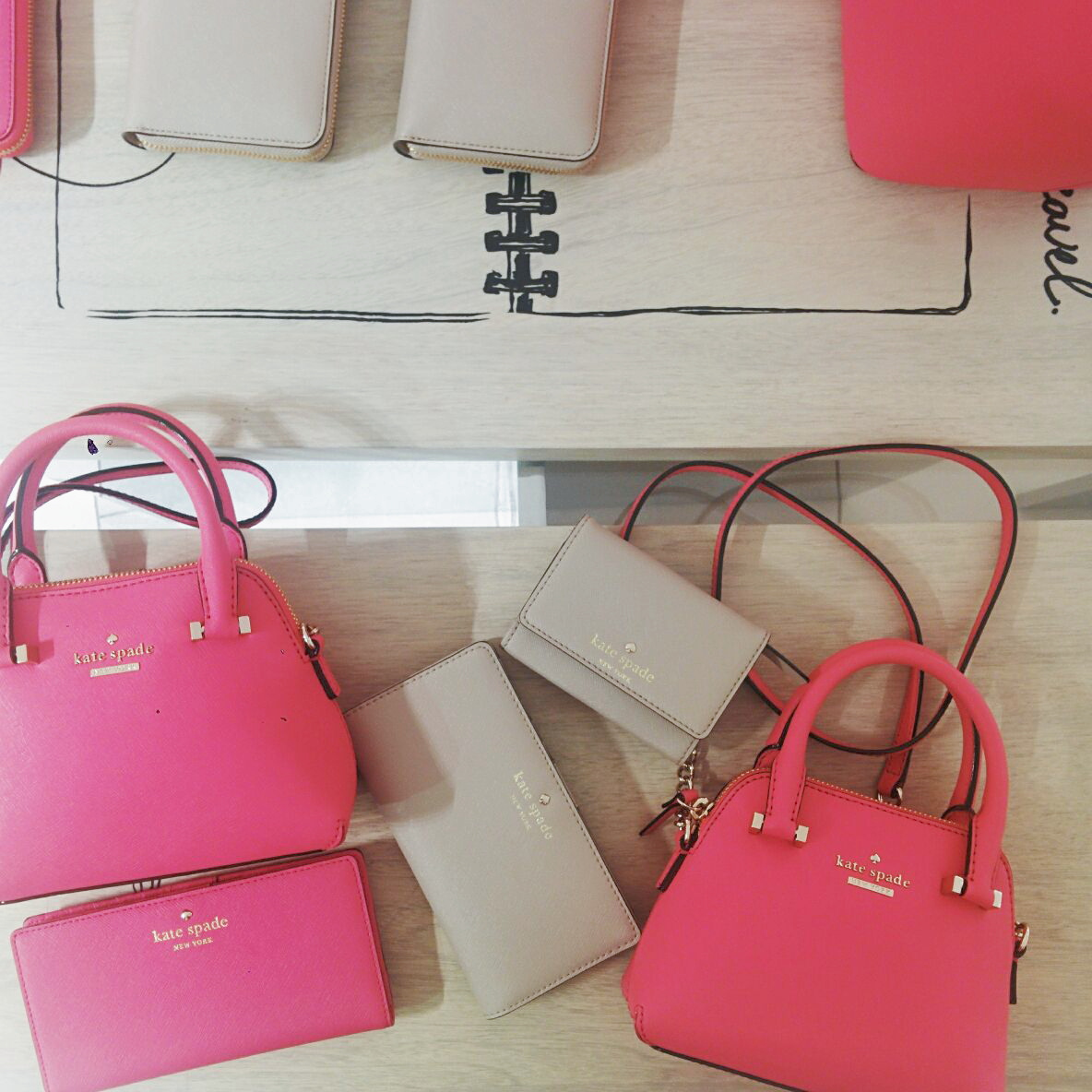 eee299bcc15 Following Summer 2014 s mini bag trend that was all the rage during fashion  week