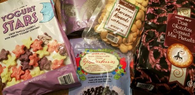 Trader Joe's 12 Bestselling Gourmet Foods (Giveaway!)