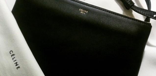 Price Comparison: Celine Trio Bag