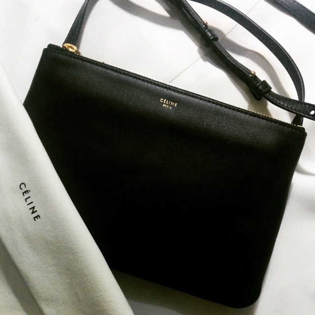 Price Comparison: Celine Trio Bag - ShopandBox