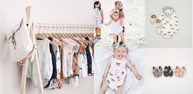 Top Fashion Brands for a Baby Fashionista