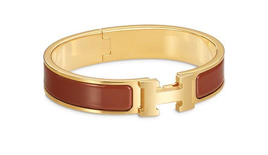 Price Comparison: Hermès Clic H Bracelet