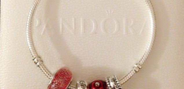 Creating Moments with Pandora Charms
