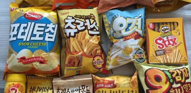 12 Korean Snacks You Must Try