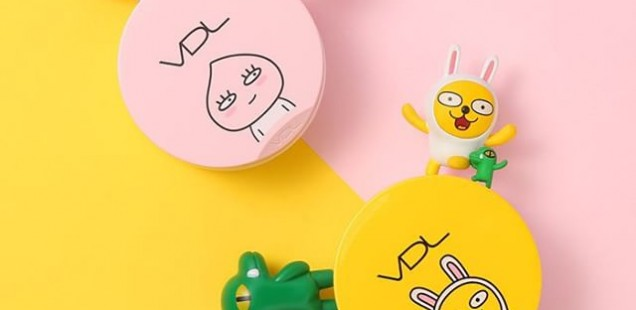 Get These Super Cute Kakao Friends x VDL Cosmetics from Korea