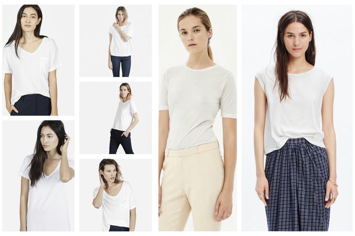 White T Shirts Blog