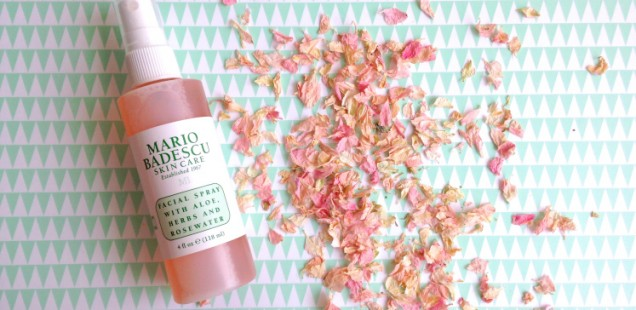 Essentials: 10 Best Facial Sprays