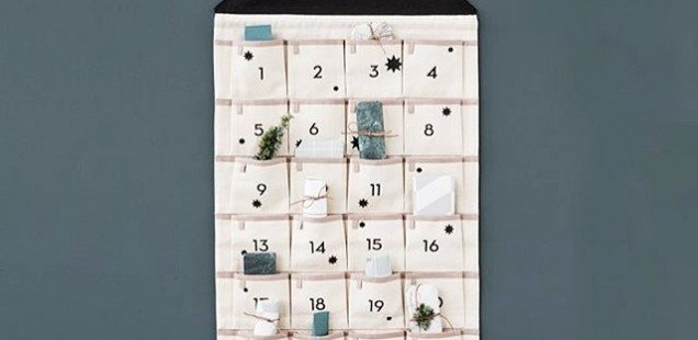Countdown to Xmas with these Cute Advent Calendars