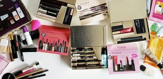 Makeup Must-Have: Sephora Favorites Value Sets
