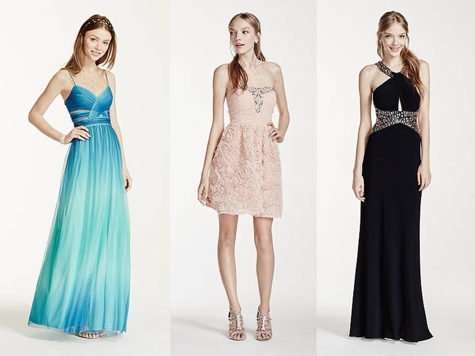 Davids Bridal Prom Dress - Ocodea.com