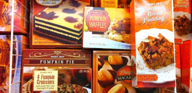 Best Fall Food: Pumpkin Everything!
