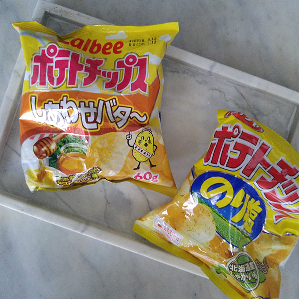 Calbee-Honey-Chips