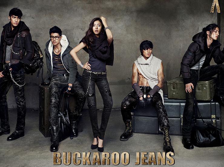 Photo credits to Buckaroo Jeans
