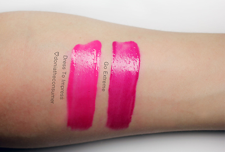 Donia_Lip Fluid-Swatches