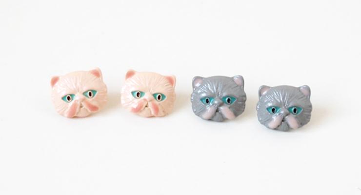cat-earrings