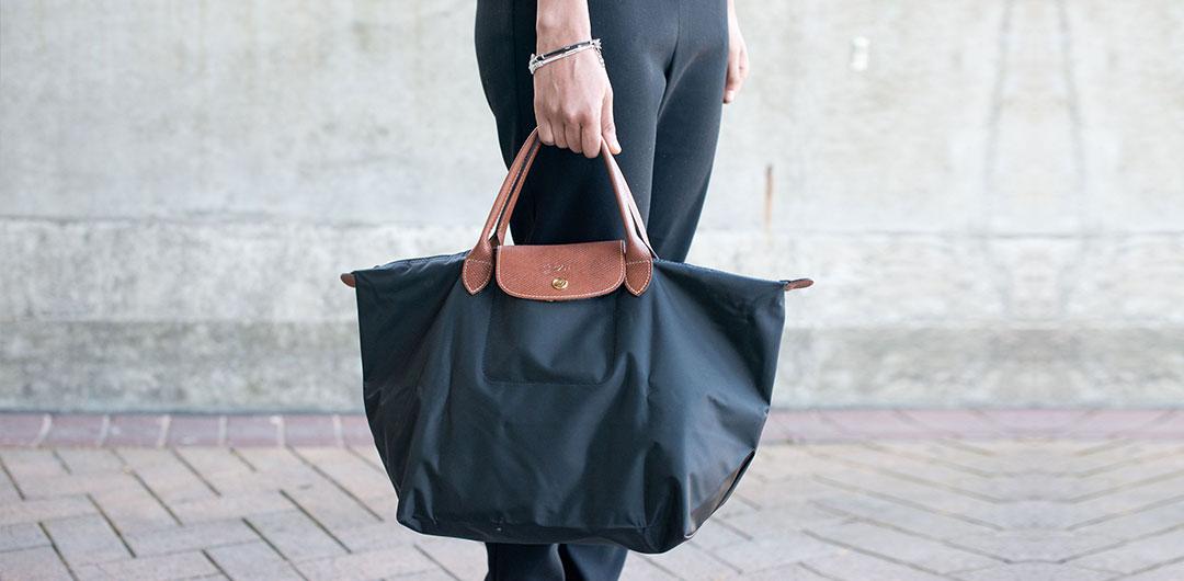 Longchamp Le Pliage Nylon Luggage