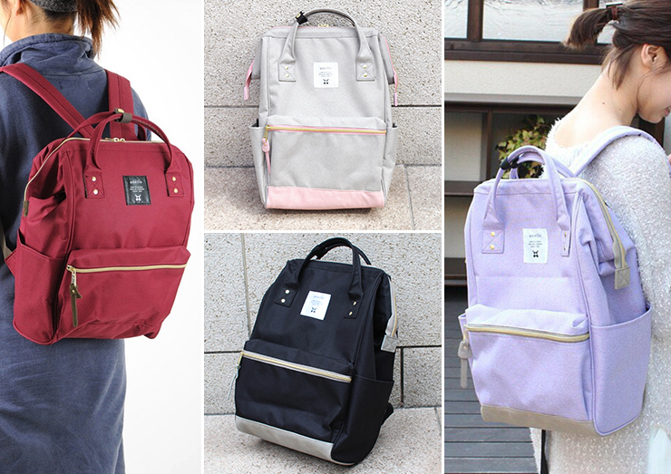 On Our IT-List: Anello Backpack from Japan