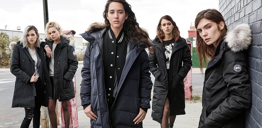 canada goose down coats price comparison