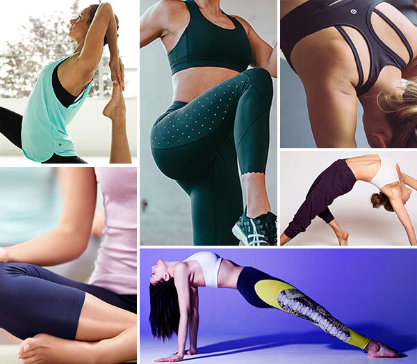 Overhaul Your Pilates And Yoga Wardrobe With These 20 Brands
