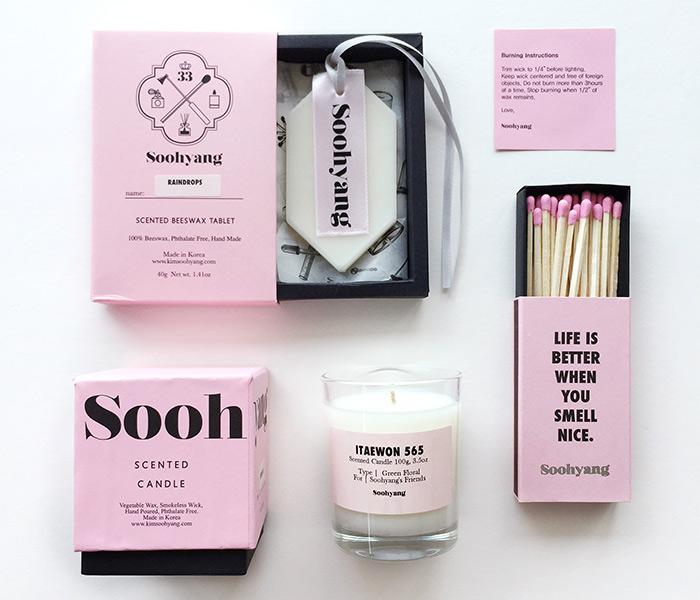 Soohyang-Candles