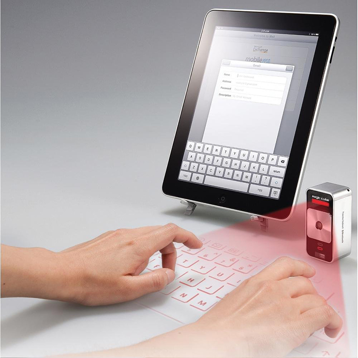 Top electronics Celluon Magic Cube Laser Projection Keyboard