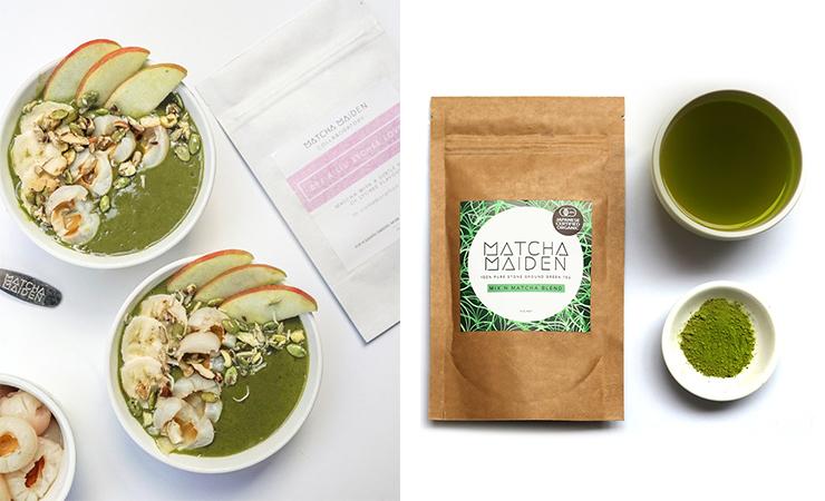 Matcha Maiden Green Tea Powder