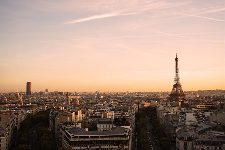 ParisDusk