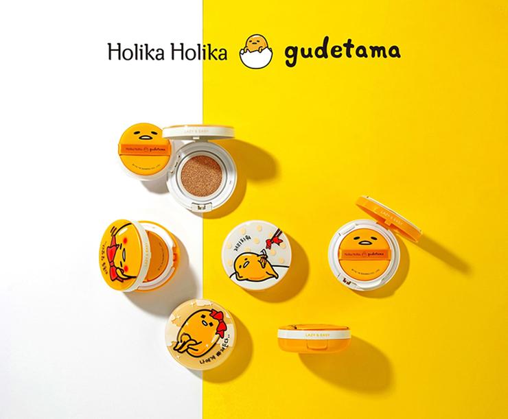 Holika-Holika-Gudetama-Cushions