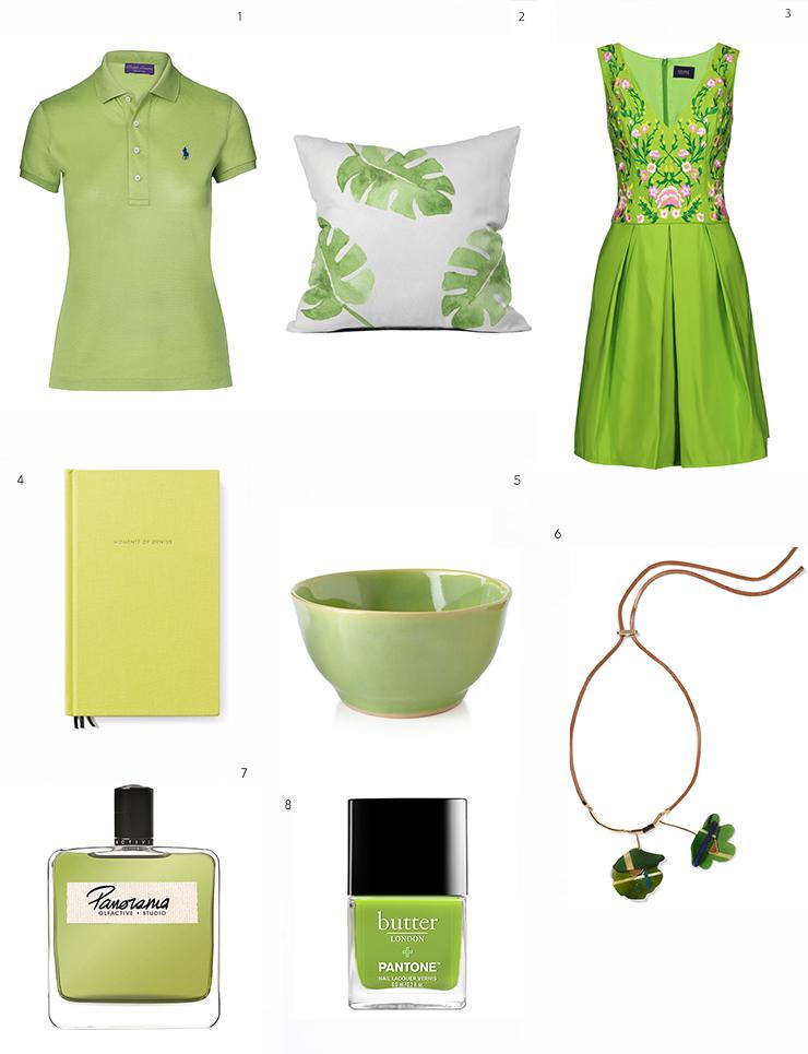 Pantone-Greenery-Women