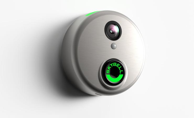 Skybell-HD-Smart-Locks