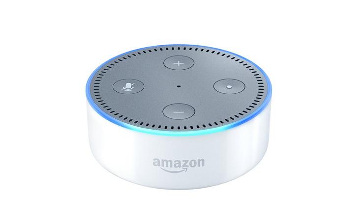 Amazon-Echo-Dot Electronics