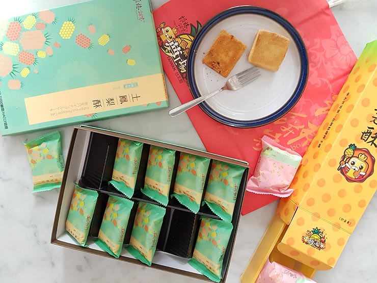 Vigor-Kobo-Pineapple pastries