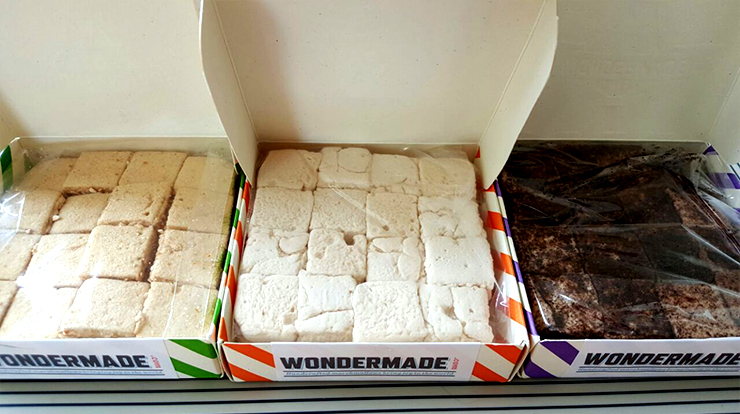 wondermade marshmallows