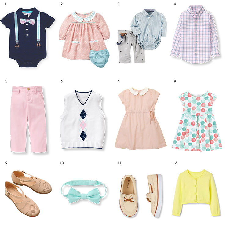 369a3b6c60f5 The Cutest Kid's Spring Fashion Trends for Easter - ShopandBox