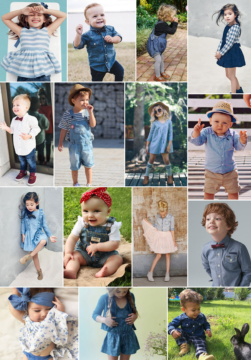 4b75c8de1805 Denim is a sartorial style staple that can easily fit in your kid's  wardrobe. We love this trend for its versatility and its ability to wear  through spring, ...