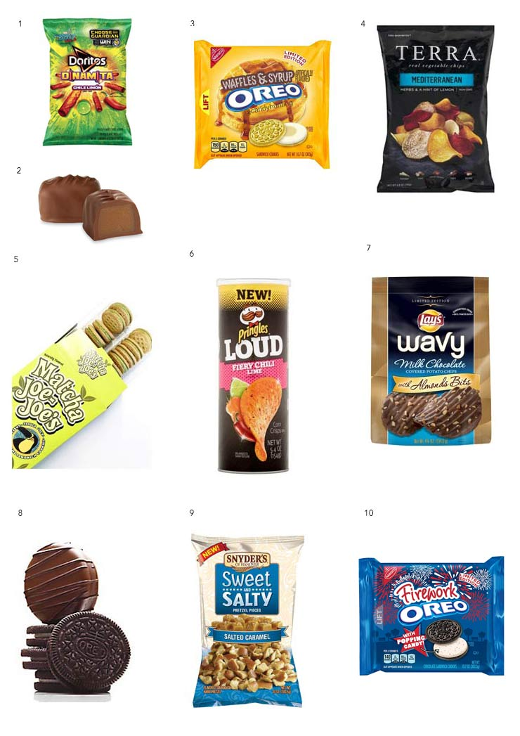 latests SNACKS-updated