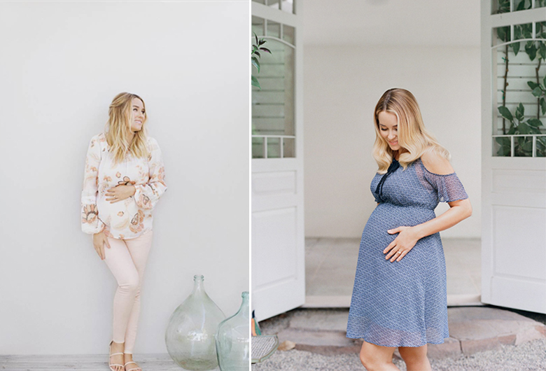 761c1bfab8a71 Everything we love about Lauren Conrad's maternity line for Kohls ...