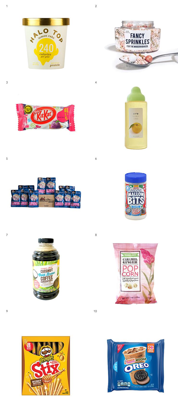 fun snacks