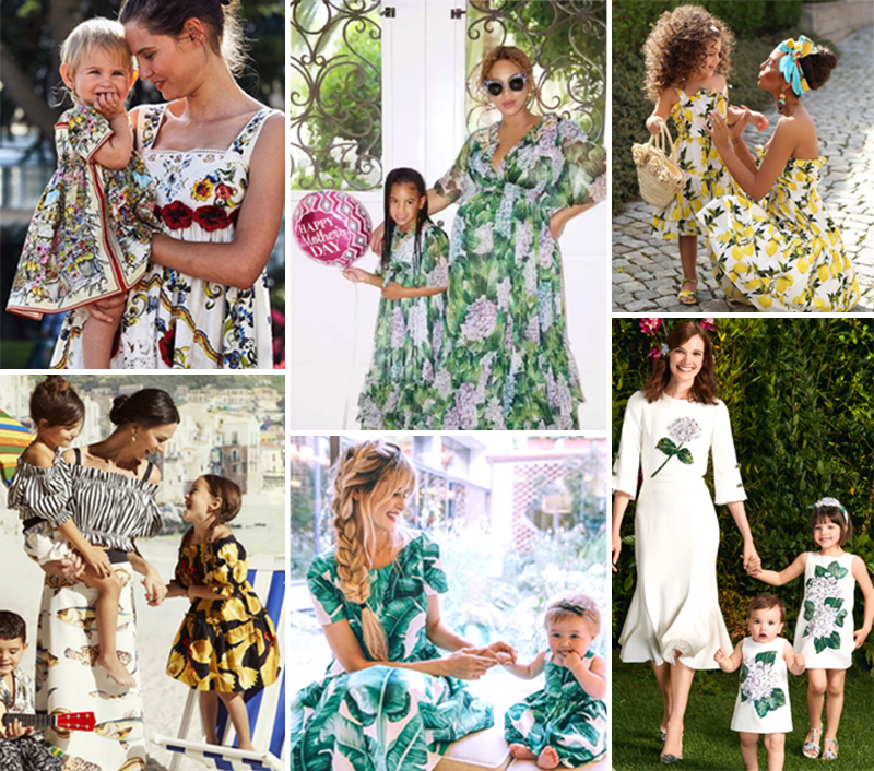 e0ad9e460 Mummy and me fashion: Matching outfits for you and your mini-me ...