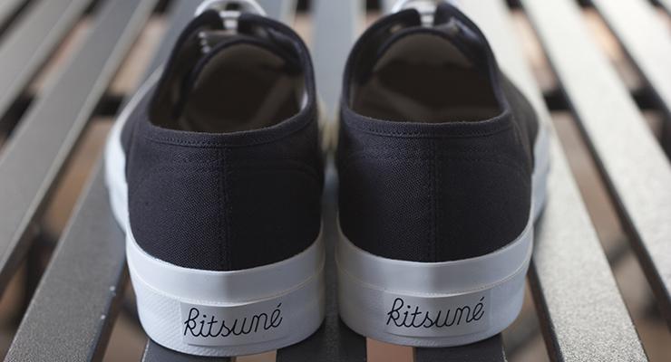 French sneaker brands kitsune