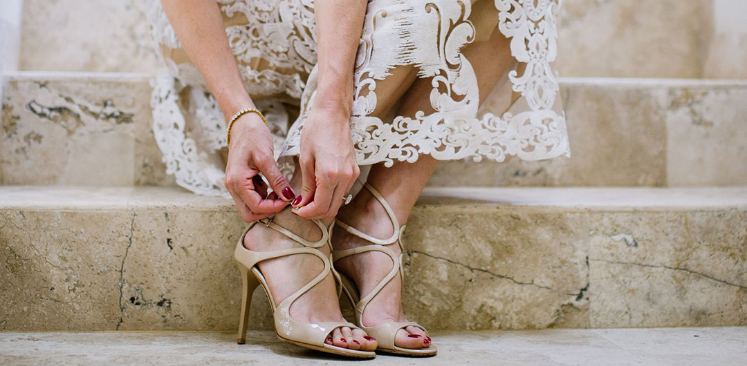 featured image bridal shoes