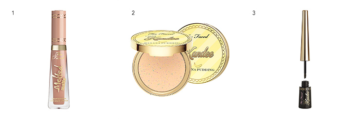 September Too Faced Kandee