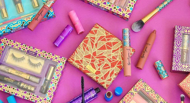 September Tarte Limited Edition