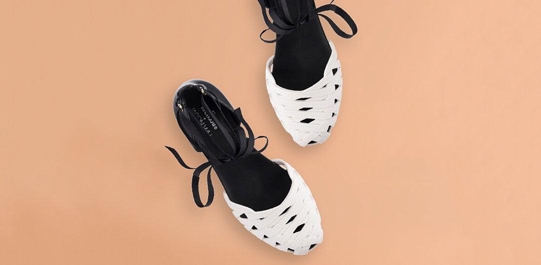 Brazilian footwear brand Melissa