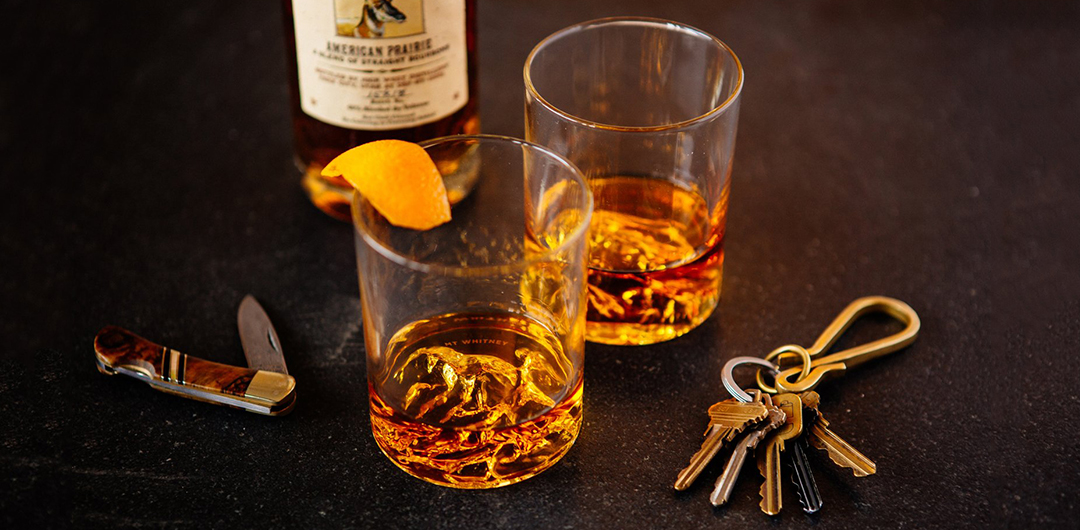 Best Whiskey Glasses and Decanters Matterhorn Glasses Tale Design
